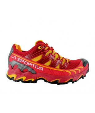 Chaussures Trail La Sportiva Ultra Raptor Rouge Femmes