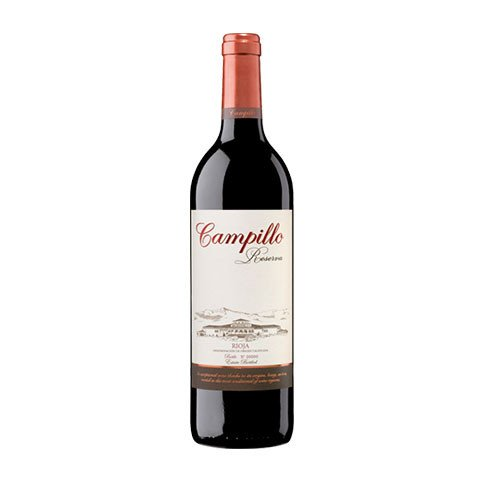 rioja reserva 2011 bodegas campillo vin rouge pas cher crazyprice. Black Bedroom Furniture Sets. Home Design Ideas