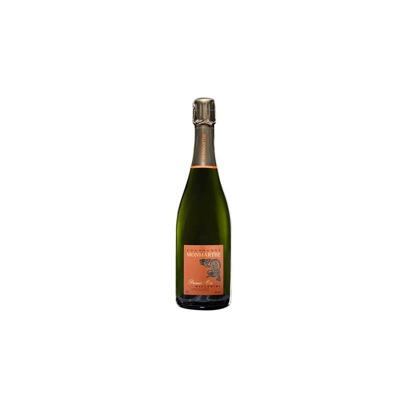 champagne brut 1er cru aoc millesime 2008 maison monmarthe. Black Bedroom Furniture Sets. Home Design Ideas