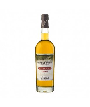Welche's Whisky Single Malt Tourbe G.Miclo