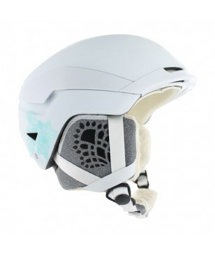 Casque Ski Salomon Quest Access Blanc Femmes