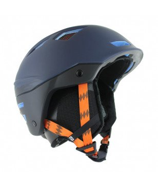 Casque Ski Salomon MTN Charge Bleu Mixtes
