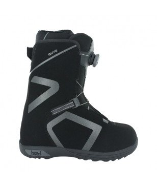 Boots Snowboard Head One Boa Noir Hommes