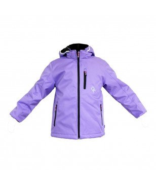 Color Kids Lavd Padded Softshell