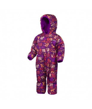 Combinaison ski Columbia Snuggly Bunny™ Bunting Violet Filles