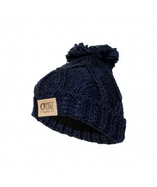 Bonnet Picture Organic Haven Bleu Mixtes