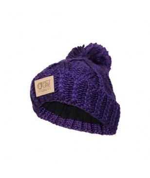 Picture Organic Kappe Haven Lila Unisex