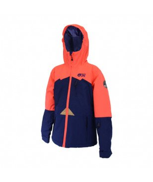 Veste Ski Picture Organic August Orange Filles