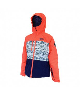 Veste Ski Picture Organic Coraly Orange Filles