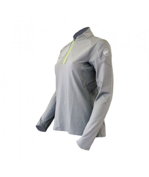 Mammut MTR 141 Thermo Longsleeve Zip Women