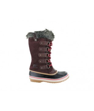Sorel Winterstiefel Joan Of Arctic Rot Damen