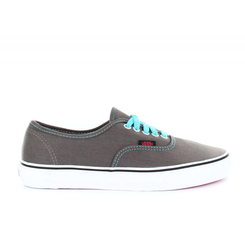 chaussures loisirs vans authentic gris mixtes pas cher crazypric. Black Bedroom Furniture Sets. Home Design Ideas