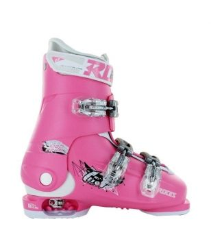 Roces Skischuhe Idea Free Rosa Kinder
