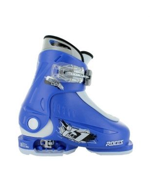 Roces Skischuhe Idea Up Blau Kinder