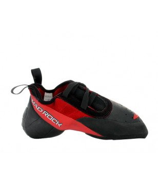 Chaussons Grimpe Madrock Con-Tact Rouge Mixtes