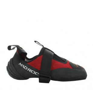 Chaussons Grimpe Madrock Contact 2.0 Rouge Mixtes