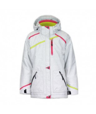 Veste ski Outdoor Gear Youth Primo Blanc Filles