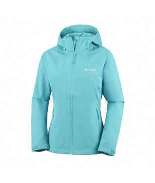 Columbia Trekkingjacke Hike The Hills Blau Damen