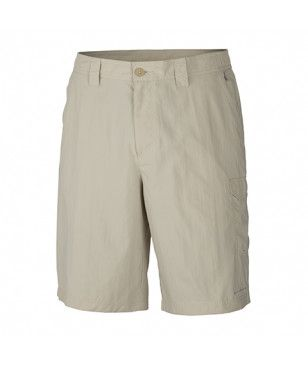 Pas cher Short Randonnée Regular Columbia Blood and Guts III Beige Hommes
