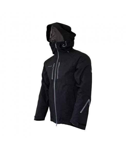 MAMMUT DAYBREAK JACKET MEN - Black