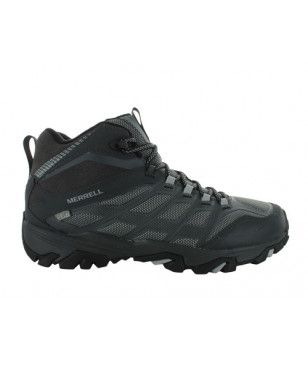 Pas cher Chaussures Marche Hiver Merrell MOAB FST Ice Thermo M Gris Hommes