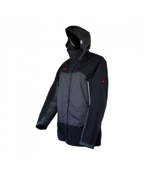 MAMMUT MAVA JACKET WOMEN - Graphite