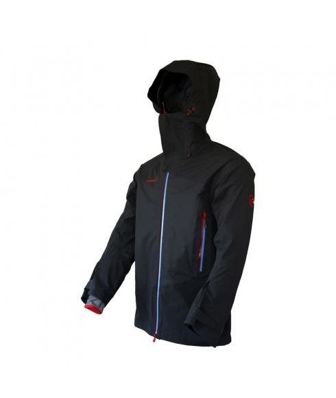 MAMMUT VERBIER JACKET MEN - GRAPHITE INFERNO