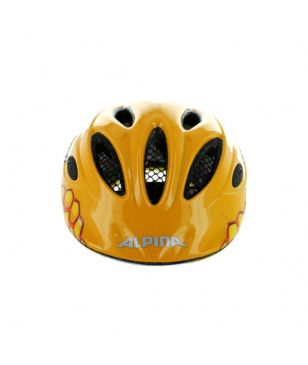 Alpina Radhelme GAMMA 2.0 Flash Orange Kinder