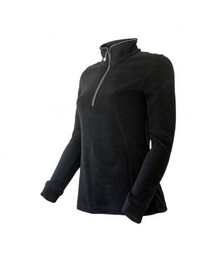 Iguana Ladies Fleece Black