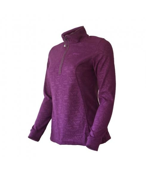 Iguana Ladies Fleece Orchid