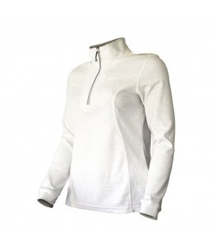 Iguana Ladies Fleece White