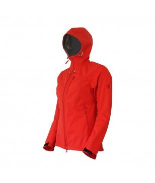 Mammut Ultimate Inuit Jacket Women Poppy
