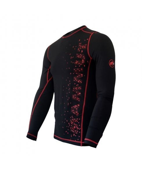 Mammut Summit Longsleeve Black