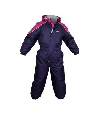 Color Kids Waipa Coverall Purple Velvet