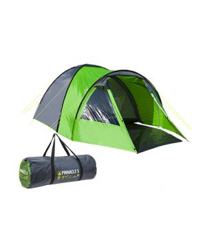 Summit Dome Zelt H-Halt Pinnacle 5 Personen Grün Unisex