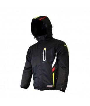 American Project Jacket Junior Boy Charly Black