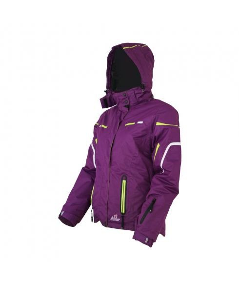 American Project Jacket Adult Women Conny Purple