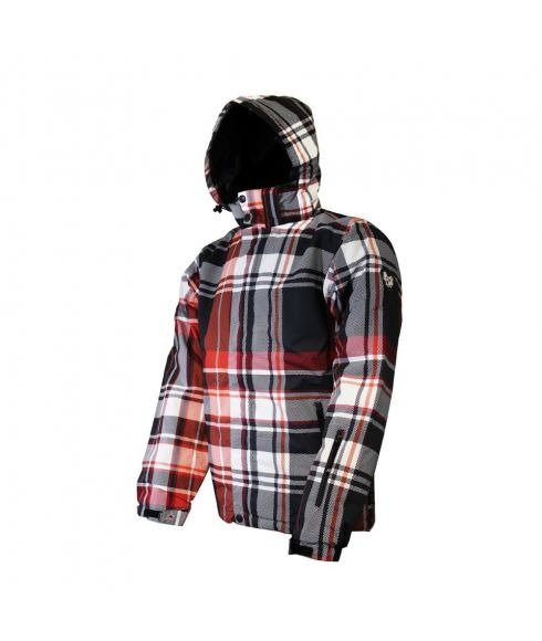 American Project Jacket Alex Red