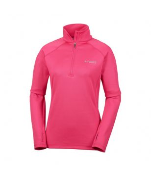 Pas cher Pull Columbia Northern Ground Rose Femmes