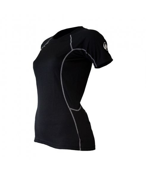 Mammut T-Shirt All Year Women Black