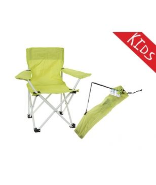 Chaise de Camping Summit Kids Vert Enfants