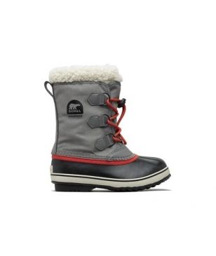 Sorel Winterstiefel Childrens Yoot Pac Nylon Grau Kinder