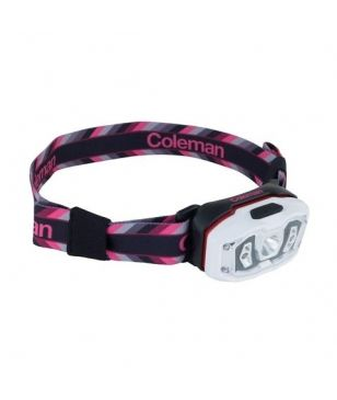 Lampe Frontale Coleman Batterylock CHT+ 80 Rose Mixtes
