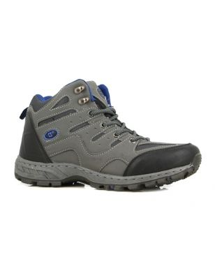 Chaussures Marche Hiver BBS Gris Hommes