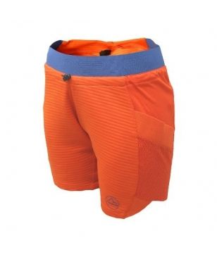 La Sportiva Klettershorts Circuit Orange Damen