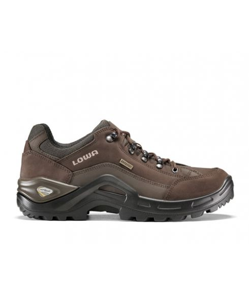 Chaussures Marche Lowa Renegade II GTX LO Brun Hommes
