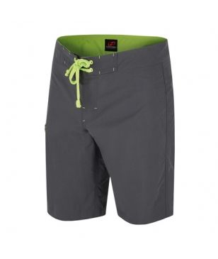 Hannah Sport Shorts Vecta Jr Grau Kinder