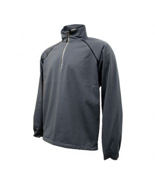 Pull Manches Longues Boulder Gear Welded Windproof Gris Hommes