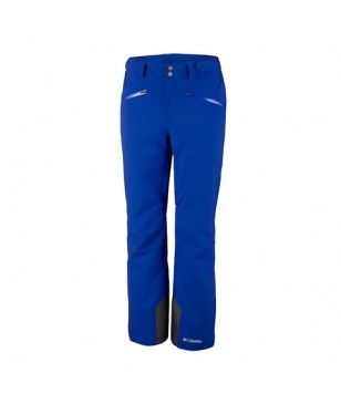Pantalon Ski Columbia Snow Freak Bleu Hommes