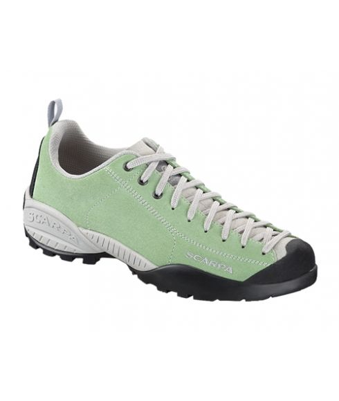 Chaussures Loisirs Scarpa Mojito Pastel Vert Femmes